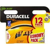 """Батарейки """"Duracell"""" AAA LR03 мизинец (12 шт/уп)"""