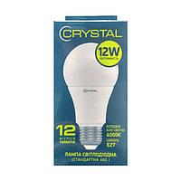 Светодиодная лампа LED лампа CRYSTAL 12W E27 4000K