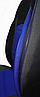 Чехлы на сиденья Шкода Фабия (Skoda Fabia) (универсальные, автоткань, пилот), фото 10