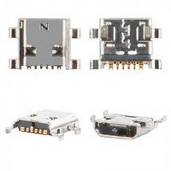 Коннектор Samsung (самсунг) i8160 Galaxy Ace 2 (micro USB), фото 2