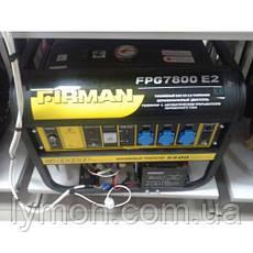 Бензогенератор FIRMAN FPG7800E2 ( 5 кВт),бак 25л, 4х тактный   55, фото 3