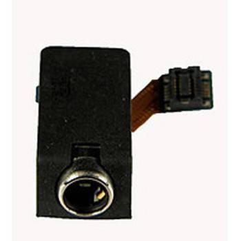 Коннектор наушников Samsung (самсунг) S5260 с микрофоном,  со шлейфом, фото 2