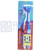 Щітка зубна Extra Clean середньої жорсткості 1+1 шт Колгейт 432d05647f59a