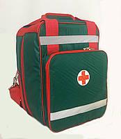 Сумка спасателя универсальная медицинская 25х20х35, фото 1