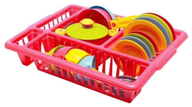 Игрушка Кухонный набор 5 ТехноК