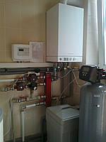 Сервисное обслуживание газовых навесных котлов