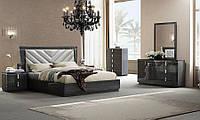 Спальня Аликанте (Графит) с подъемным мех. (раскомплектовуется)