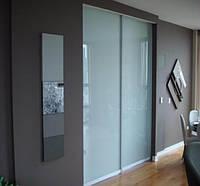 Дверь купе на цветное стекло (2400х600)