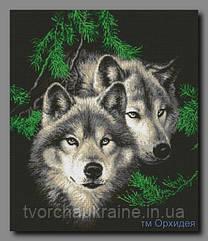 ОСП-30 «Волки». Схема для вышивки бисером