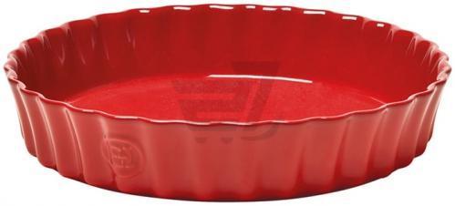 Форма для пирога Ovenware 28 см красная 346028 Emile Henry