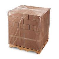 Термоусадочные пакеты для европаллет 1200*800, мешки толщиной 100 мкм
