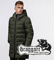 Braggart 'Black Diamond' 32312 | Куртка мужская хаки, фото 1