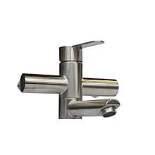 Змішувач для ванни з нержавіючої сталі AISI 304 Germece SS 54 (73103)