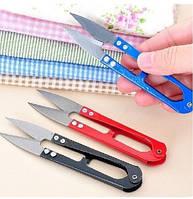 Ножницы для обрезки нити металлические (маленькие)