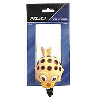 Звонок велосипедный XLC, тюлень