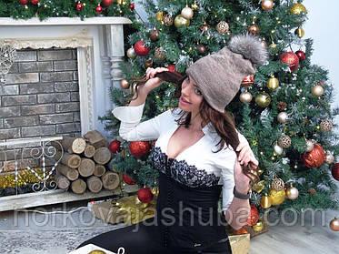Что носить с шубой – шапки, платки