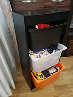 IKEA TROFAST стеллаж с ящиками (492.286.38)