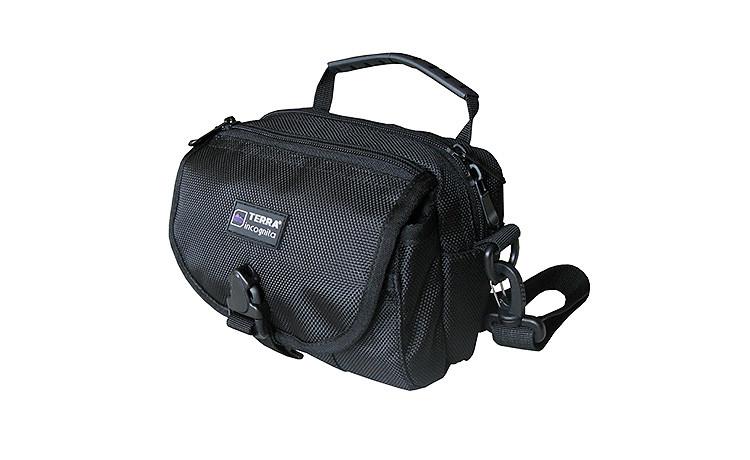 Дорожная сумка Terra Incognita Н-1 (чер)