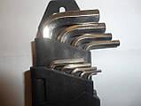 Набор шестигранников удлиненных 9 штук, фото 2