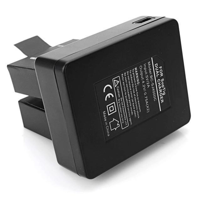 BC-SJ4000C зарядное устройство для двух аккумуляторов, фото 1