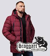 Braggart Dress Code 27635   Зимняя мужская куртка красная, фото 1