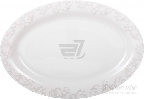 Блюдо овальное Beauty 32 см Fiora