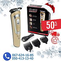Машинка для стрижки волос Gemei GM-6112, триммер Gemei GM-6112, набор для стрижки Gemei, Gemei GM 6112
