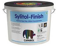Фасадная силикатная краска Sylitol-Finish 10л