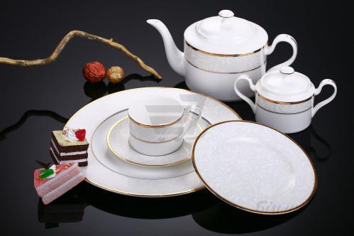 Сервиз чайный Sophie 22 предмета на 6 персон Fiora