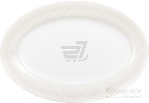 Блюдо овальное Pastel 30,5 см Fiora