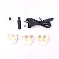 Машинка для стрижки волос Gemei GM-6113, набор для стрижки Gemei, Машинка триммер Gemei, Gemei GM 6113