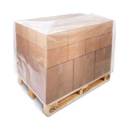 Термоусадочные мешки для фин-паллет 1200*1000, пакет толщиной 100 мкм