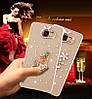 "ASUS ZenFone Max M2 оригинальный чехол накладка бампер панель со стразами камнями на телефон ""MHDM"", фото 7"