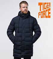 Tiger Force 58015 | Мужская куртка на зиму синяя, фото 1