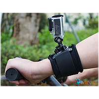 Набор креплений для экшн камер 6в1