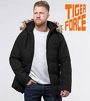 Tiger Force 55825   Куртка мужская зимняя черная, фото 1