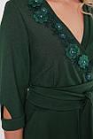 Нарядное платье Паула изумруд, фото 5