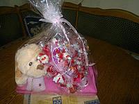 Сладкий подарок для любимой