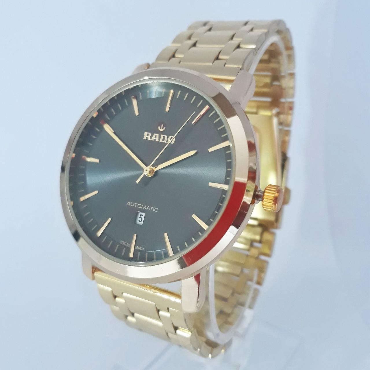 7f0da8f9 Часы Rado B30 gold (копия), цена 296,65 грн., купить в Киеве — Prom ...