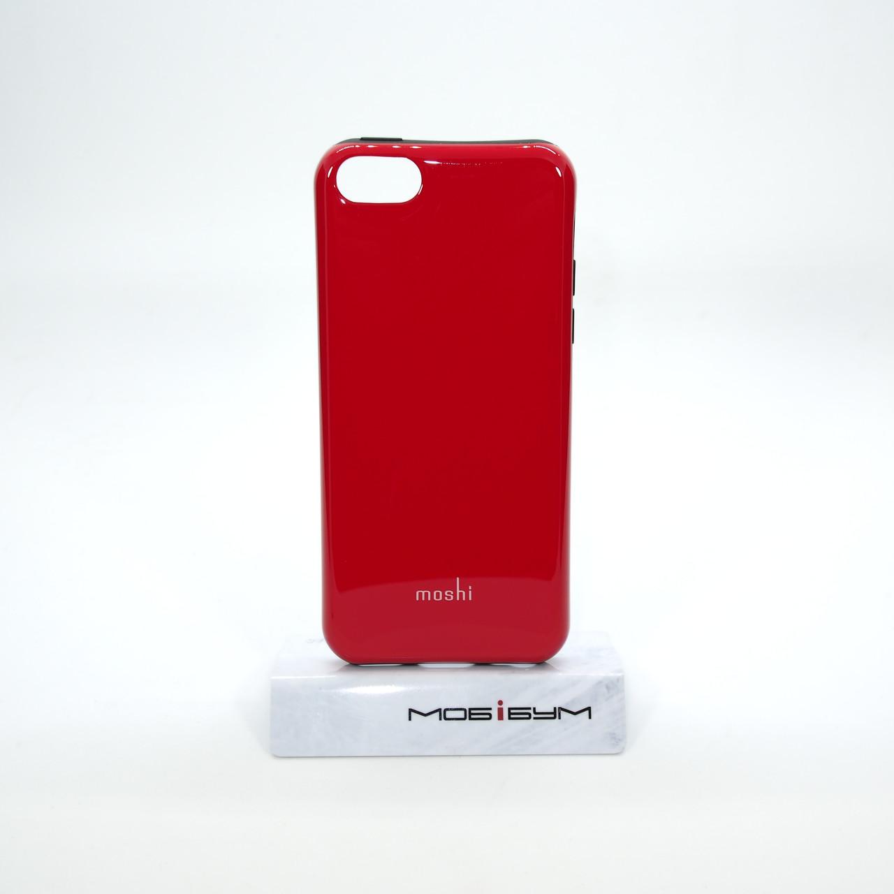 Чехол Moshi iGlaze Remix iPhone 5c Corse red (99MO069321) EAN/UPC: 4712052315822
