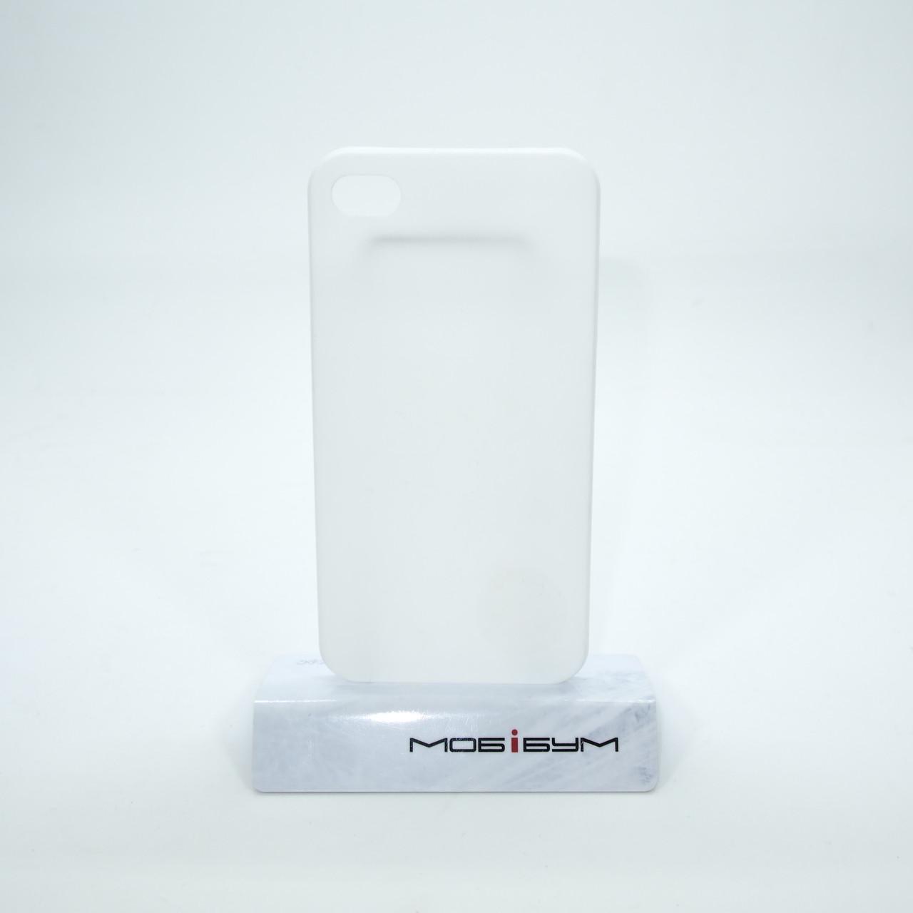 "Чехол Cellular Line ""035"" iPhone 4/4s white EAN/UPC: 801808016742"