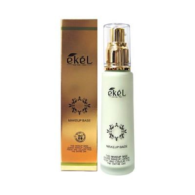 База под макияж с экстрактом зеленого чая Ekel Make up Base Skin Tone Brigtening