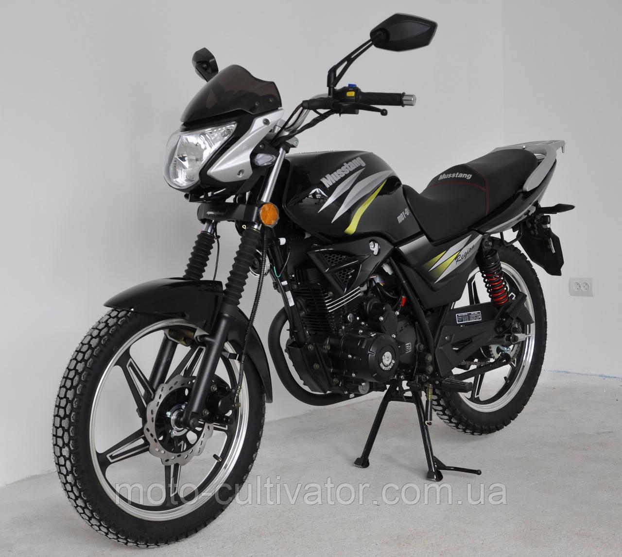 Мотоцикл Мустанг Регион 150 куб.