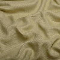 Блекаут Лен софт светло золотистый (двухсторонняя) , фото 1