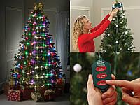 Елочная гирлянда Tree Dazzler 64 Led лампочки