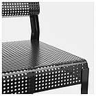 Кресло IKEA SJÄLVSTÄNDIG черное 404.149.27, фото 2