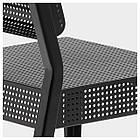 Кресло IKEA SJÄLVSTÄNDIG черное 404.149.27, фото 3