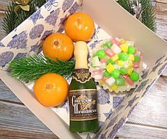 """Подарочный набор мыла """"Новогоднее настроение"""""""