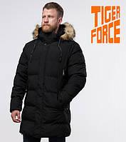 Tiger Force 76420   куртка зимняя черная, фото 1