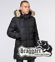 Braggart Youth   Куртка зимняя 25070 черная р. 52